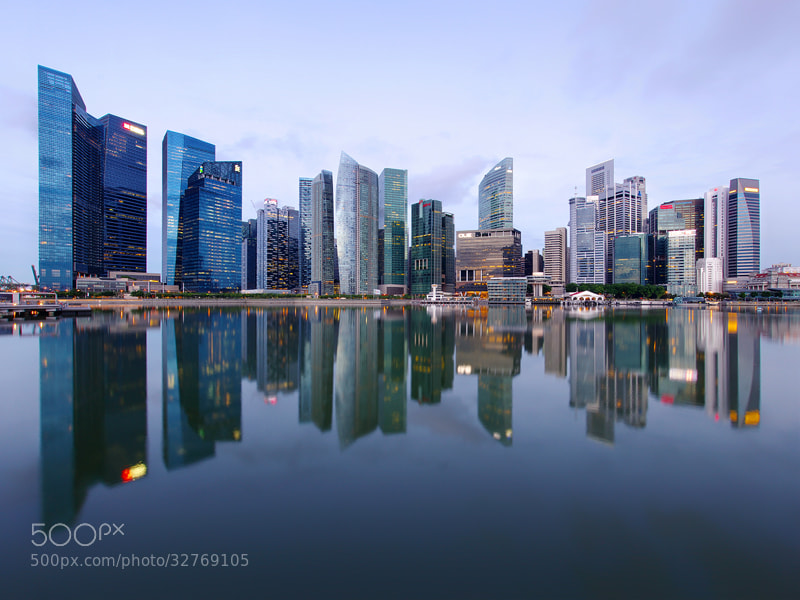 Photograph Mirrorblade by WK Cheoh on 500px