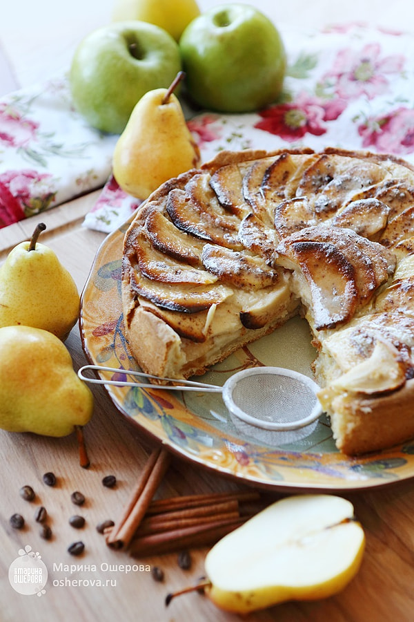 Photograph Apple pie by Marina Osherova on 500px