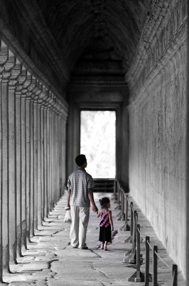 Photograph With Daddy by WN Kim on 500px