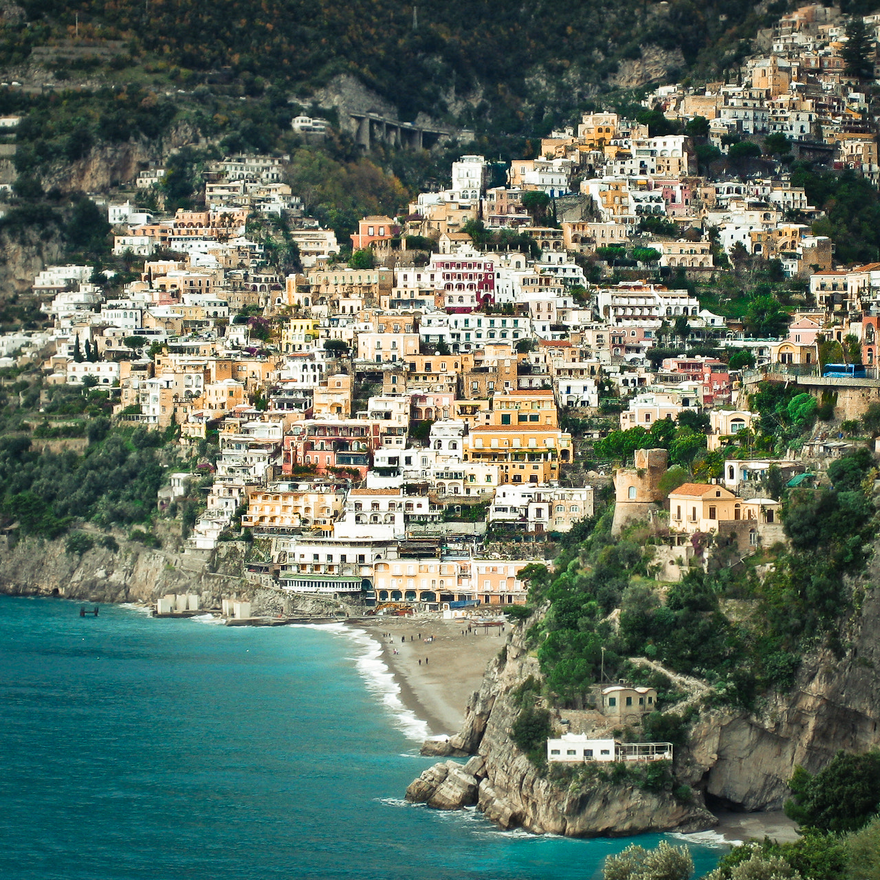 Photograph Positano, Amalfi Coast - Italy by L. G. - luigig75 on 500px