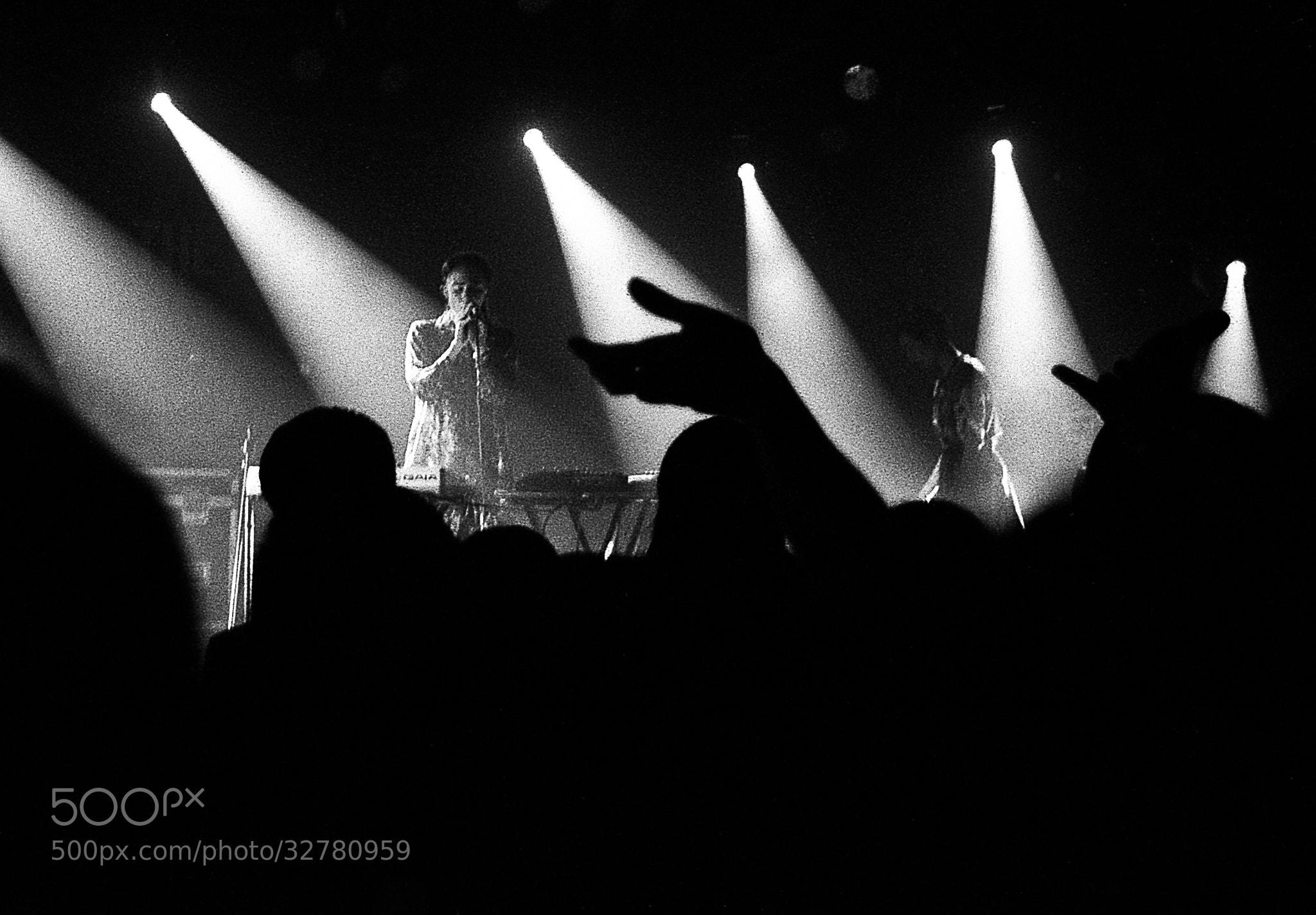 Photograph Grimes Taipei Concert by Lin Chun Yao on 500px