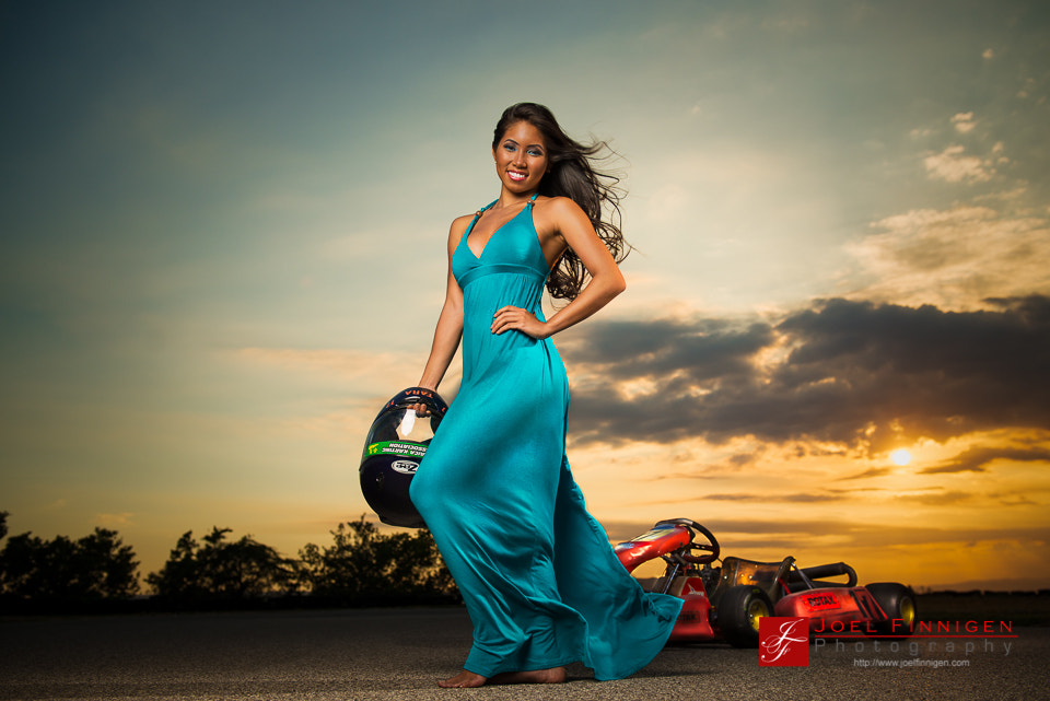 Photograph Beauty and the Kart by Joel Finnigen on 500px