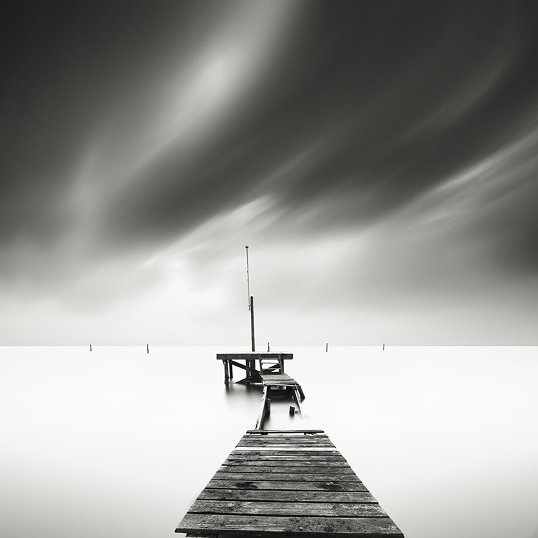 Photograph The Broken Pier by Fabrice Silly on 500px