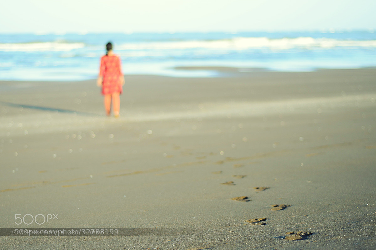 Photograph Footprints by Abhishek Bawkar on 500px