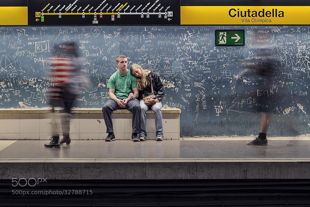 Photograph Metro Ciutadella by Juan Novakosky on 500px