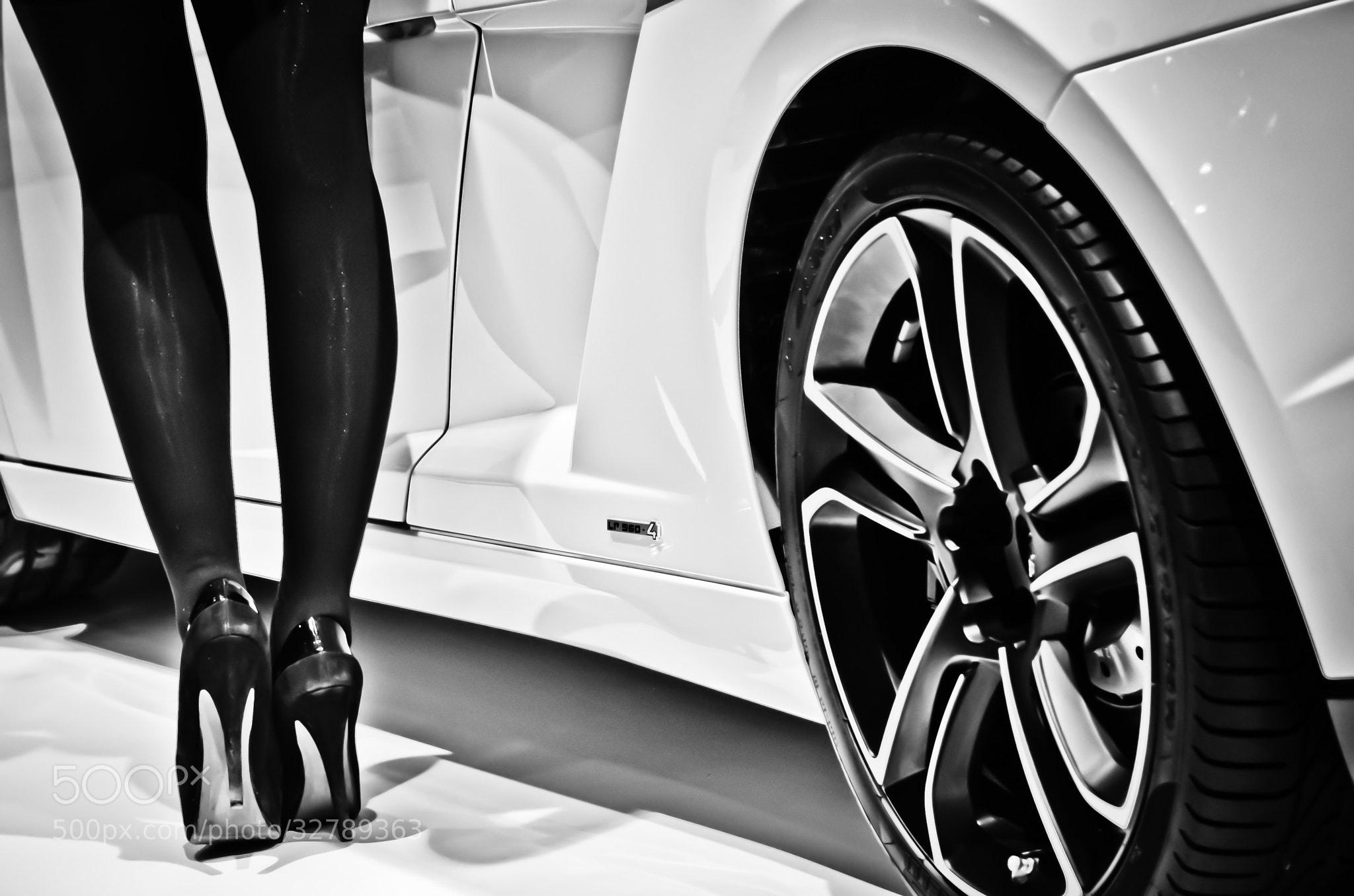 Photograph Heels & Wheels by Khaled  Halwani on 500px