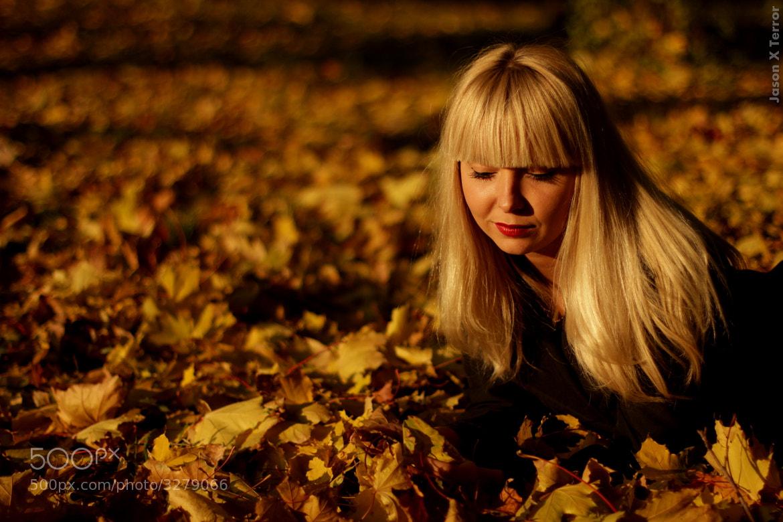 Photograph Alena autumn  photo by Jason Terror on 500px