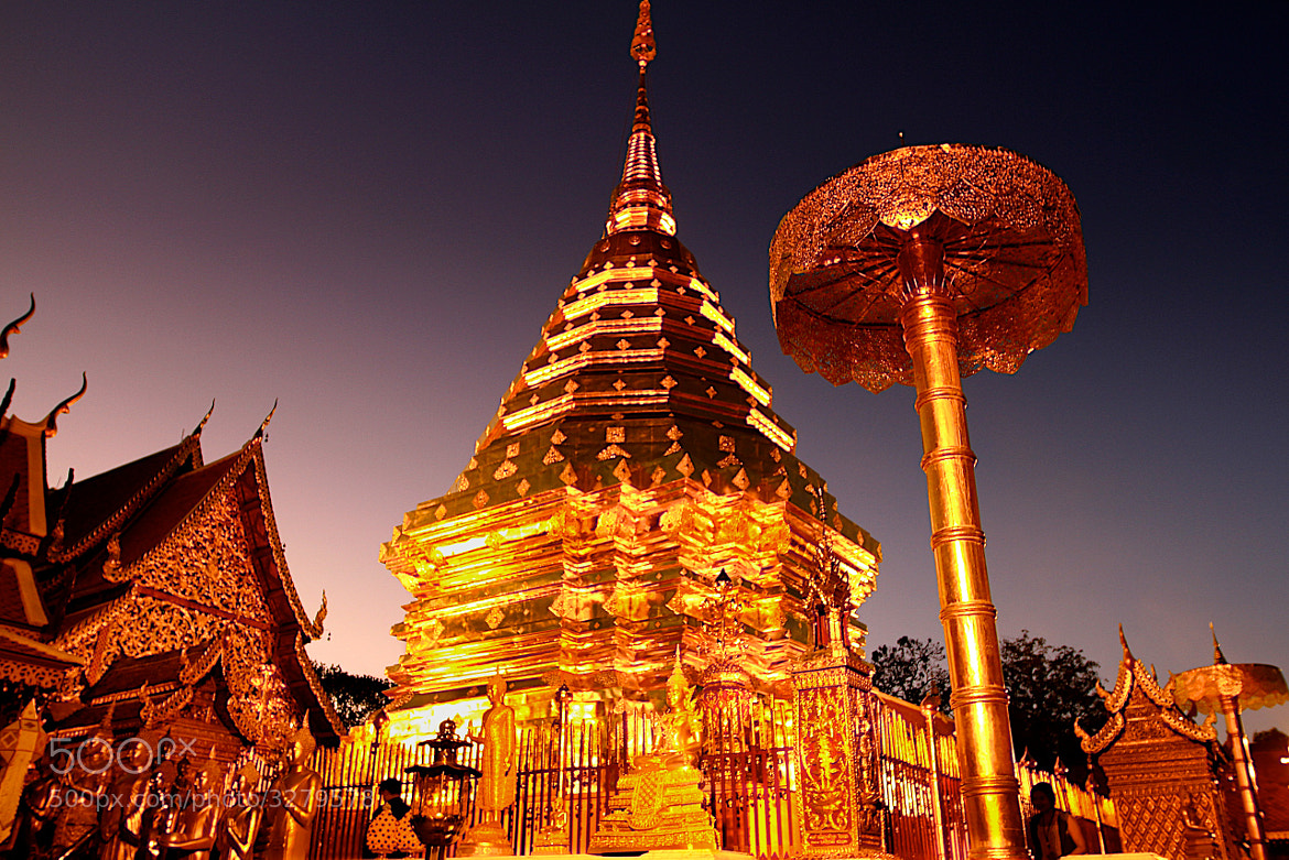Photograph Doi Suthep Temple by Jinny Tan on 500px