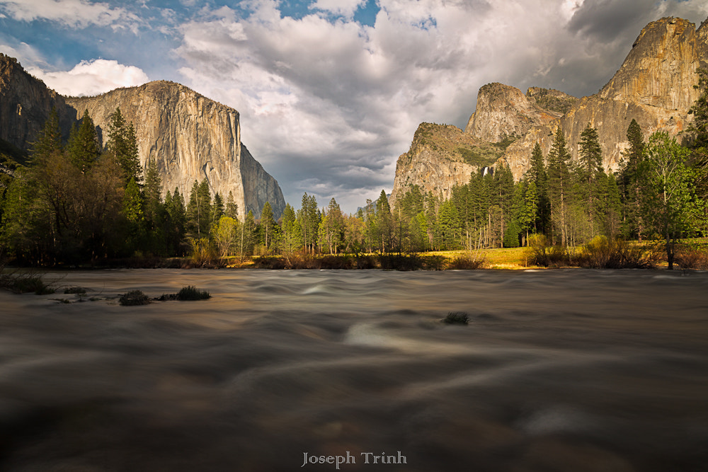 Photograph Valley Gate Open For Clouds To Rush In by Joseph Trinh on 500px