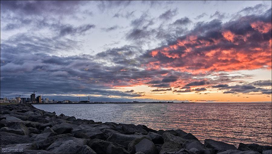 Reykjavik Sundown