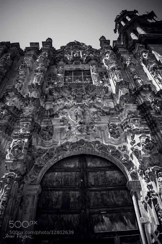 Photograph The Secrets of a Temple by Josué Vázquez on 500px