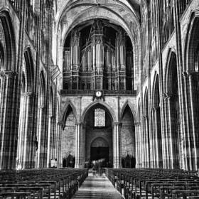 Basilique St-Denis by Bastien HAJDUK (Troudd)) on 500px.com