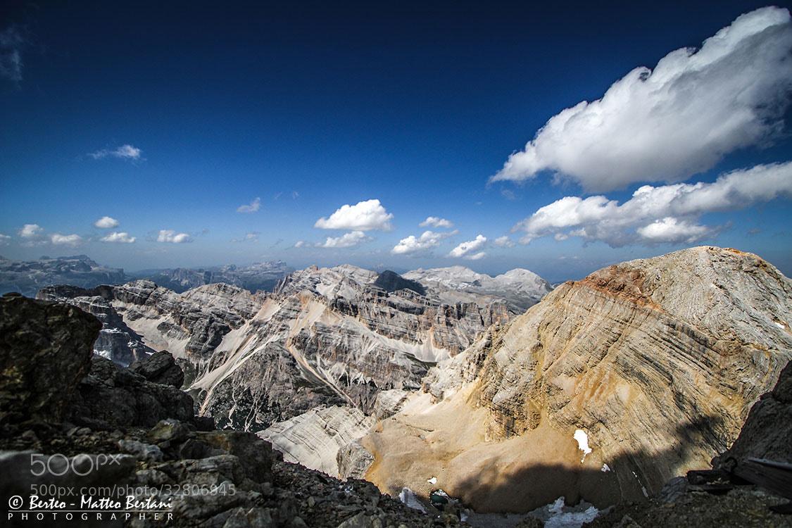 Photograph From Tofana by Matteo Bertani - Berteo on 500px