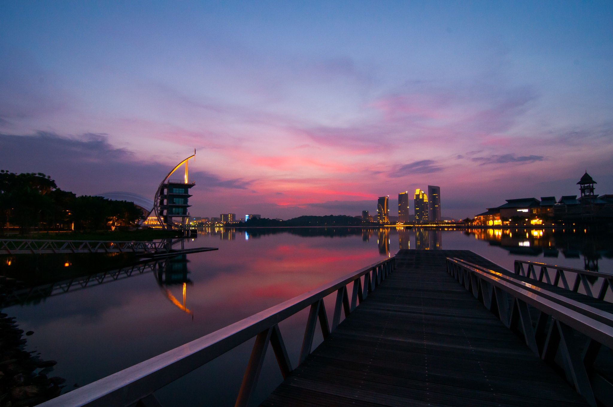 Photograph Pullman Putrajaya by mradz radz on 500px