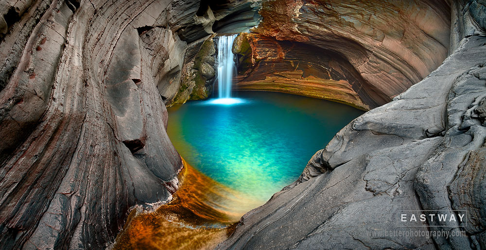 Photograph Hamersley Gorge by Peter Eastway on 500px