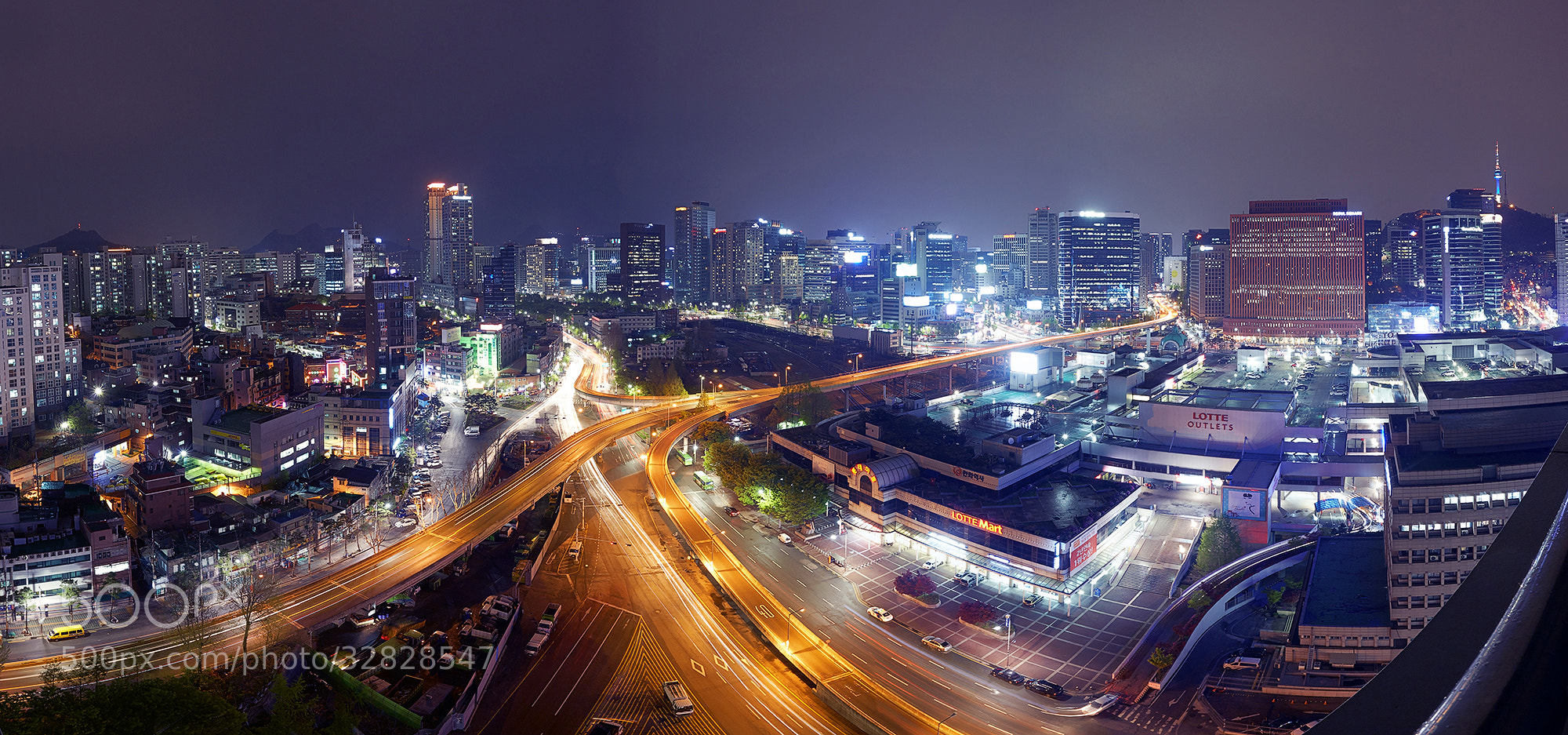 Photograph Actually Lovely NightScape by TED  on 500px