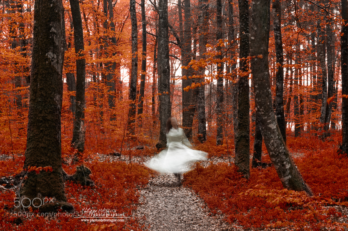 Photograph The bloody walk by Philippe MANGUIN on 500px