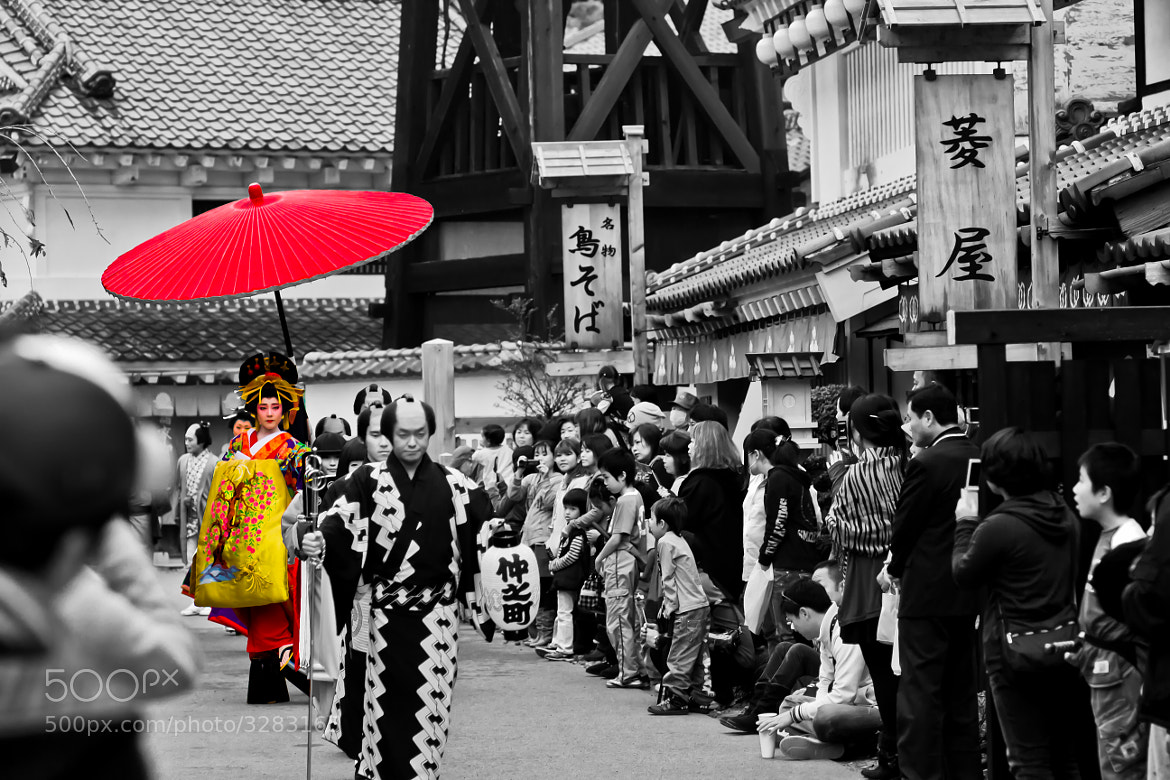 Photograph Oiran Parade by Jan Karlo on 500px