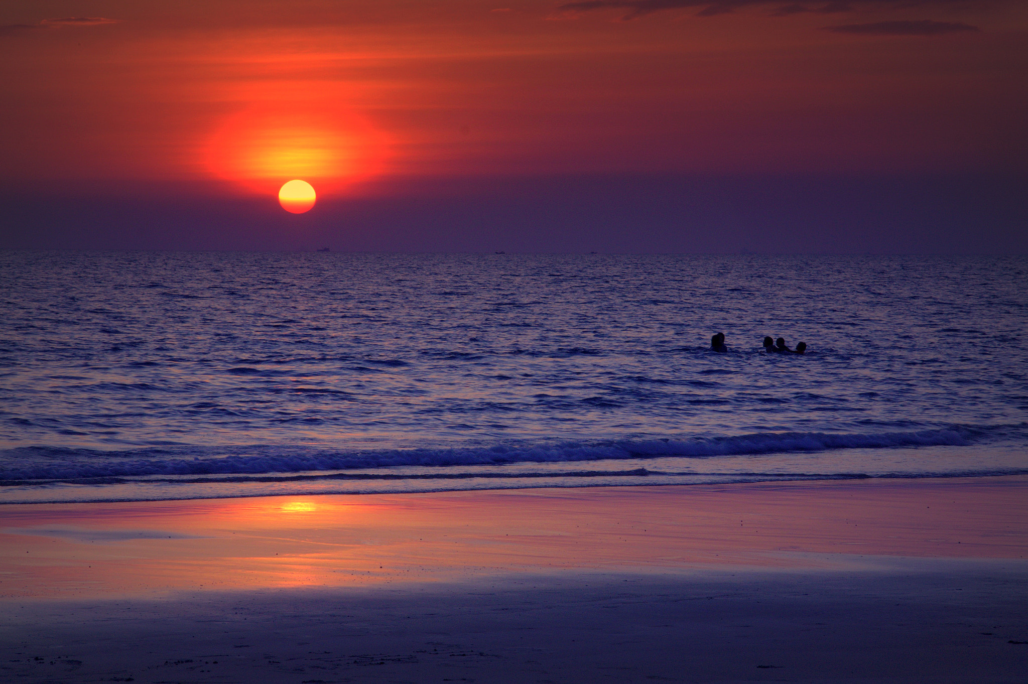 Photograph Sunset!! by jisook.s  on 500px