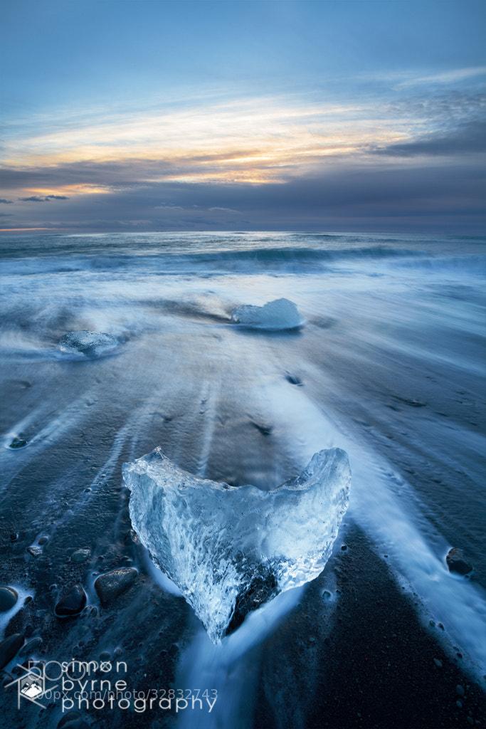 Photograph Jokulsa, Iceland by Simon Byrne on 500px