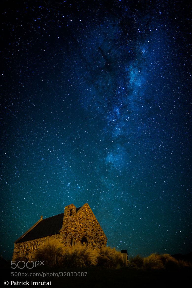 Photograph Church of the good shepard by Patrick Imrutai on 500px