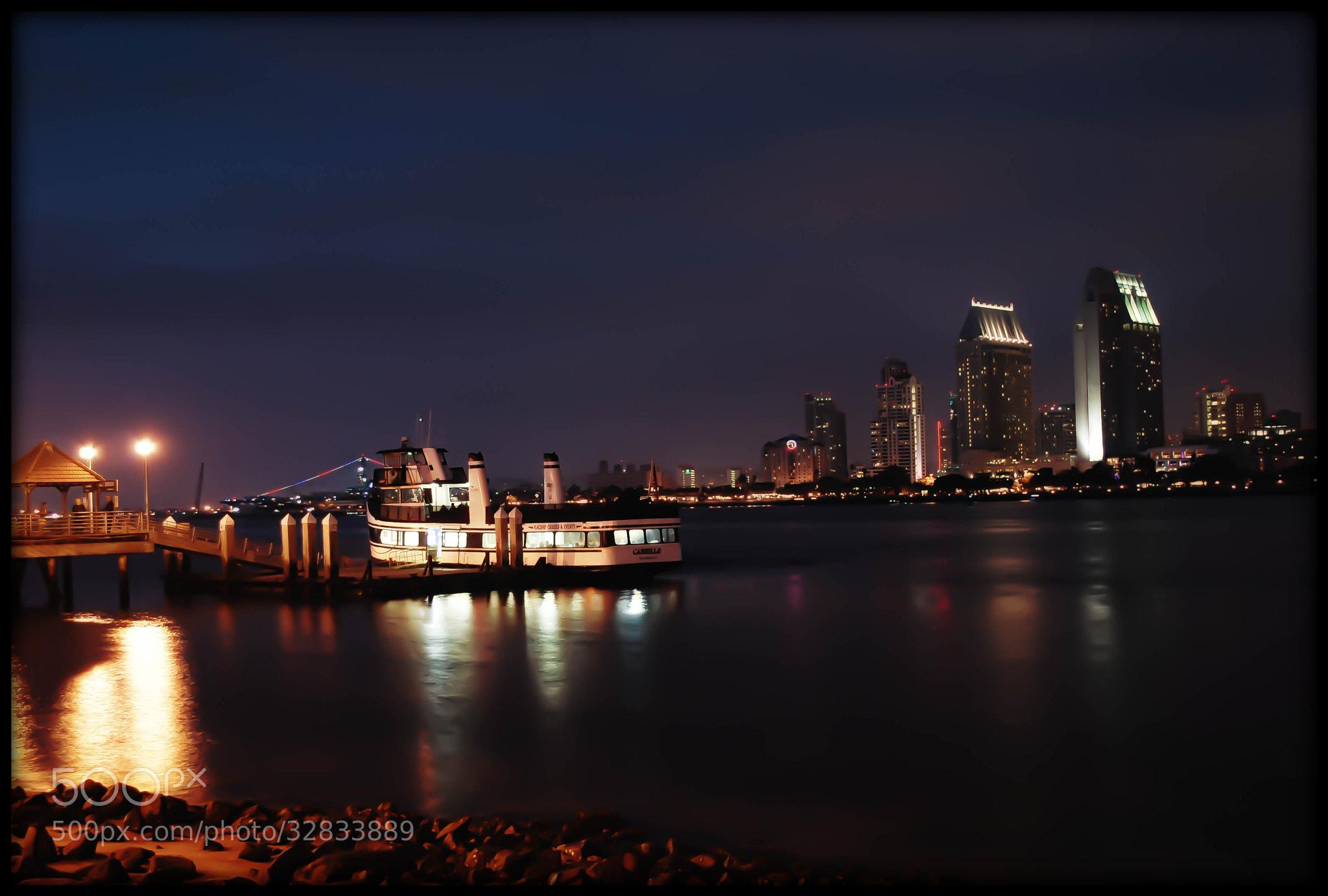 Photograph Night Sailing... by Manigandan Govindasamy on 500px