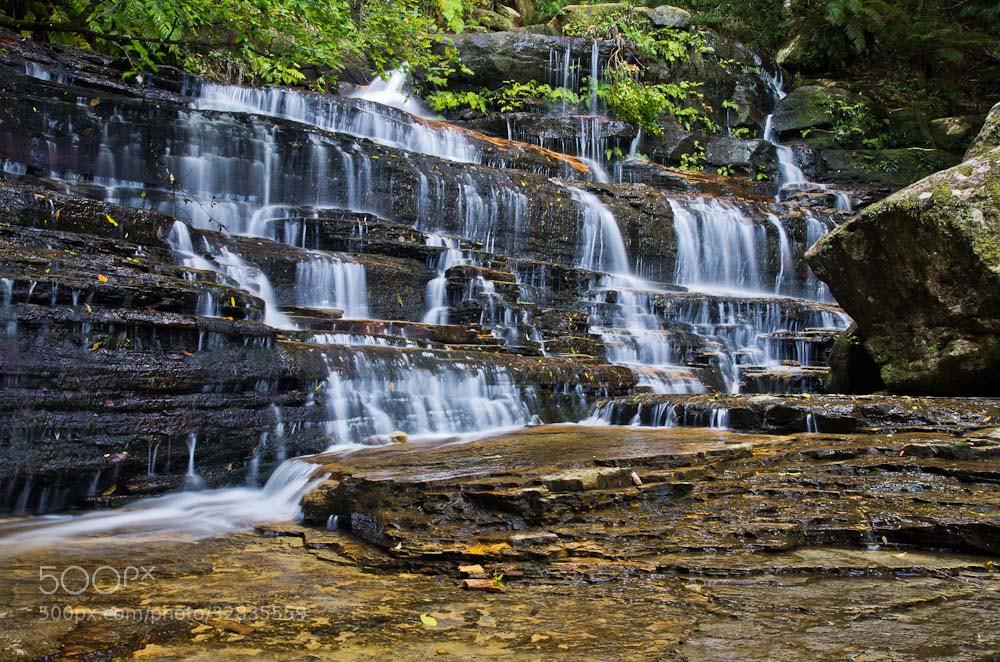 Photograph Empress Falls by Chris Jones on 500px