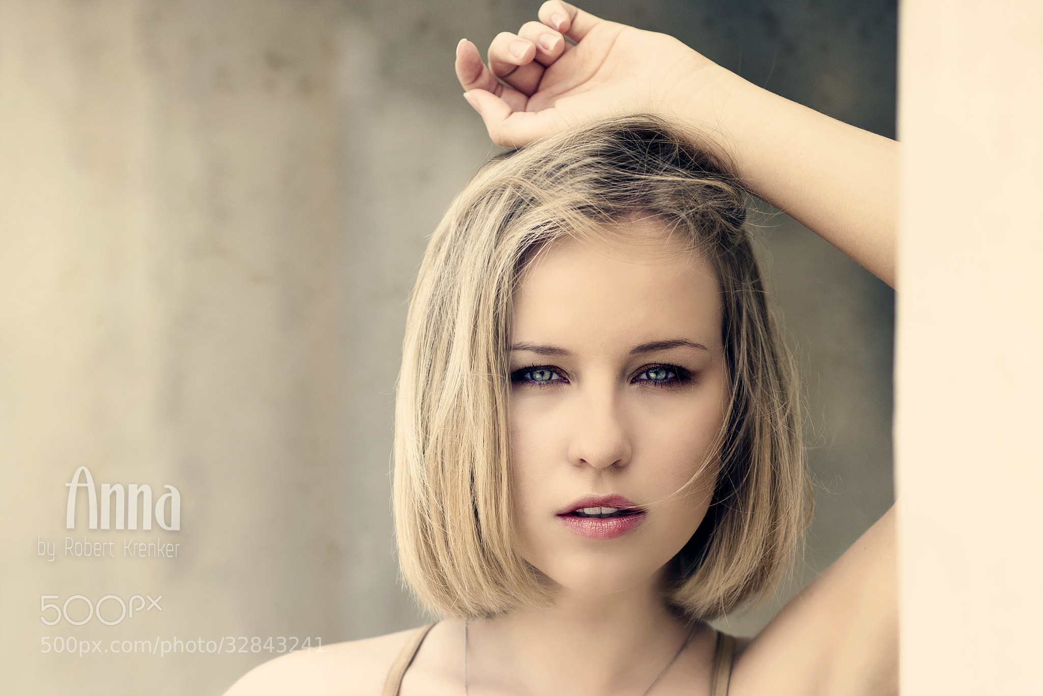 Photograph Anna by Robert Krenker on 500px