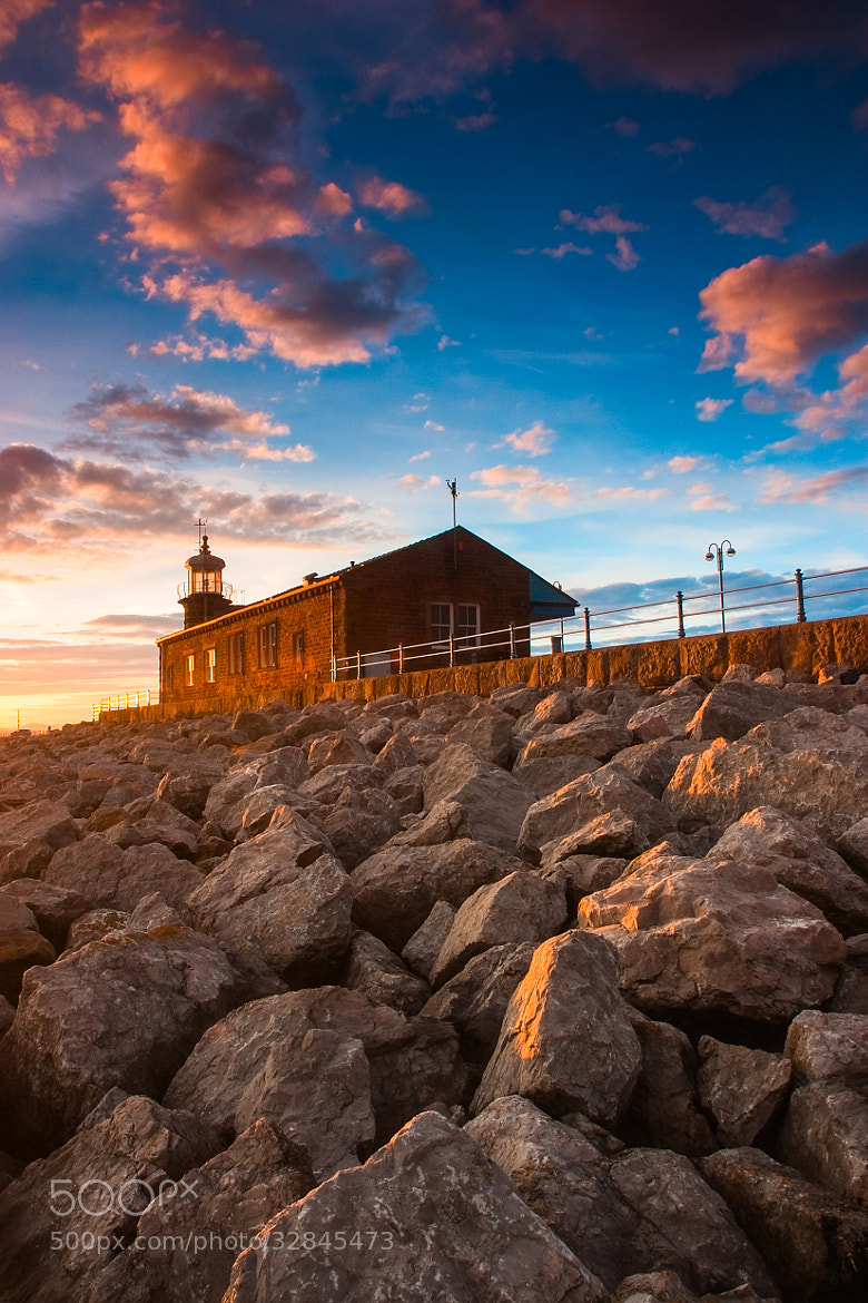Photograph Evening in Morecambe by Radomir Rezny on 500px
