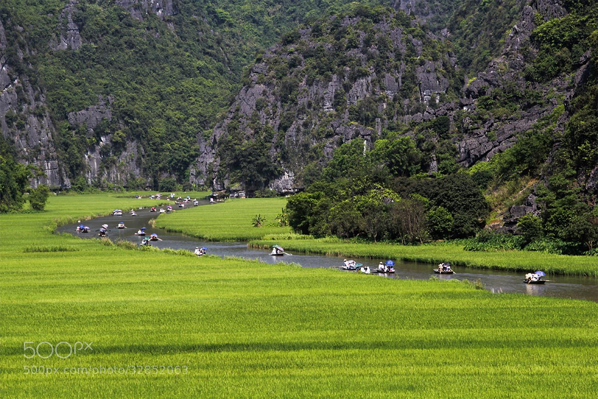 Photograph BICH DONG - VIET NAM by Tuan Nguyen Anh on 500px