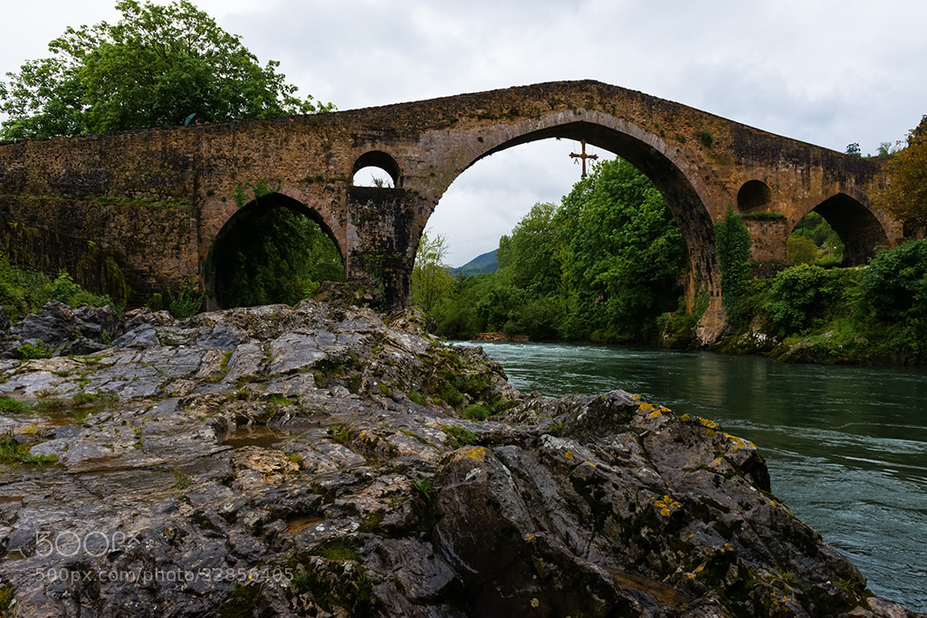 Photograph Ponte Romana by Jorge Orfão on 500px