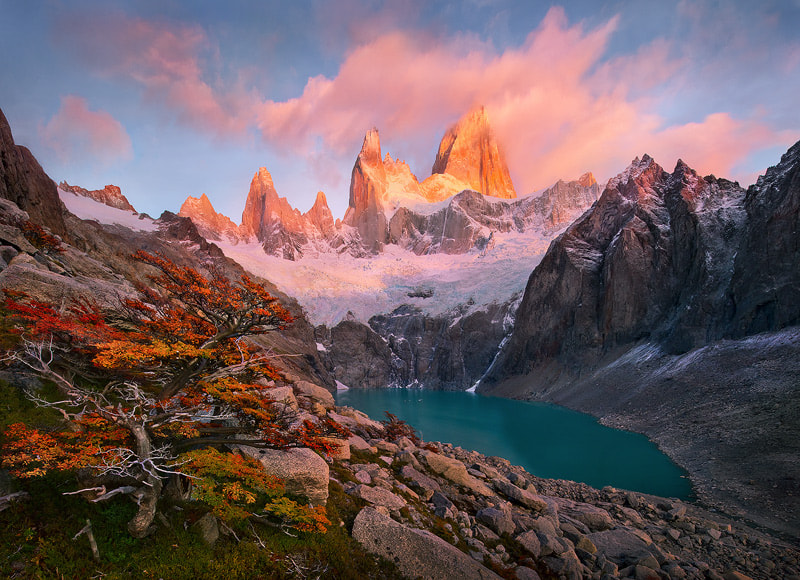 Photograph Rise by Marc  Adamus on 500px