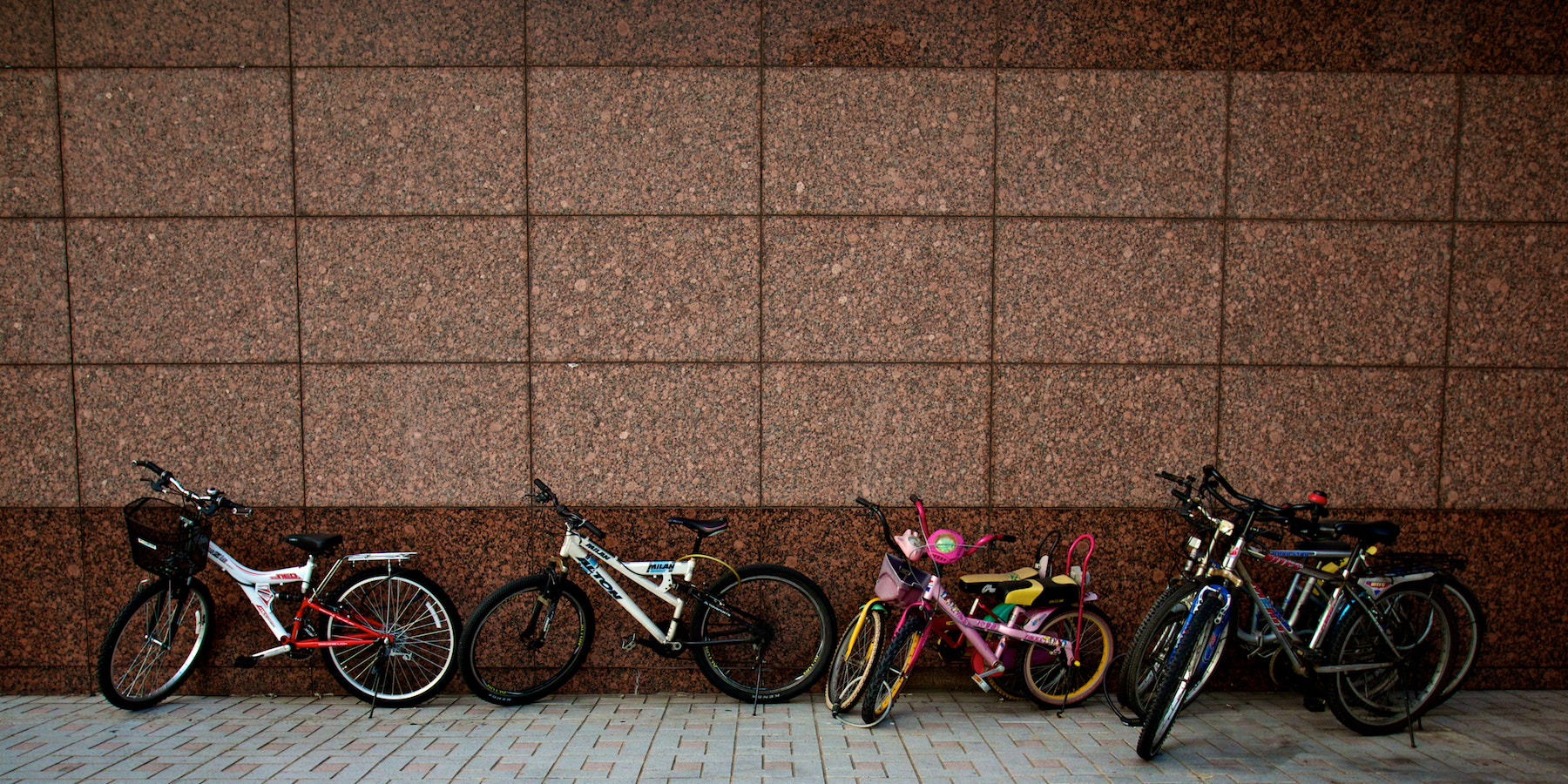 Photograph Bikes by Andy Mann on 500px