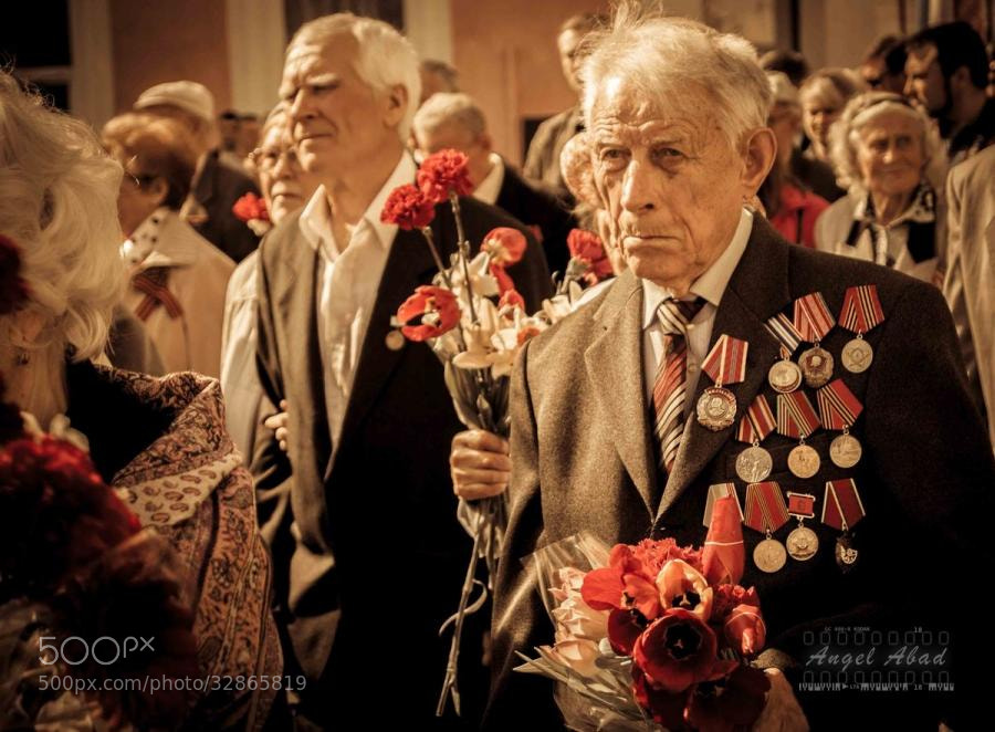 Photograph День победы by Angel Abad on 500px