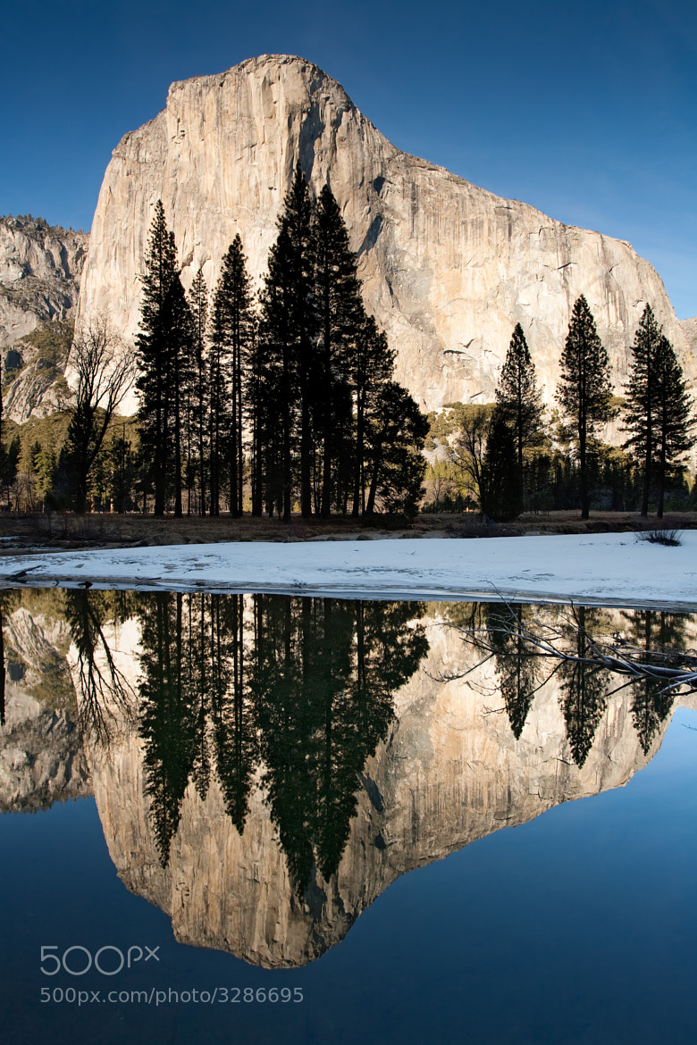 Photograph El Capitan Reflection by Kipp Schoen on 500px