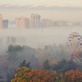 Foggy morning by Andrey Baydak on 500px.com