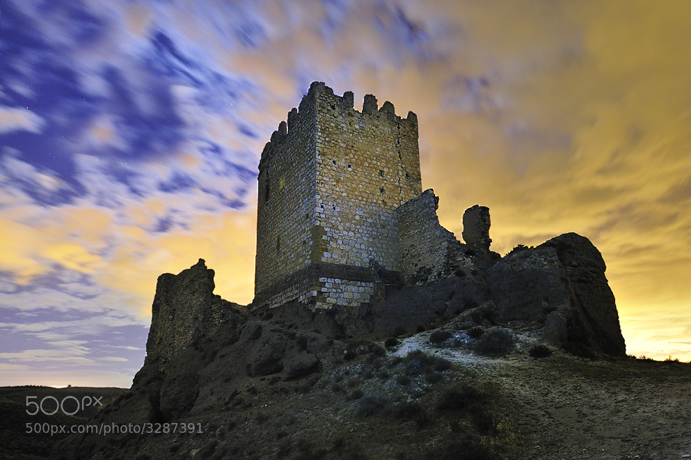 Photograph The Queen's castle by Mario Rubio on 500px