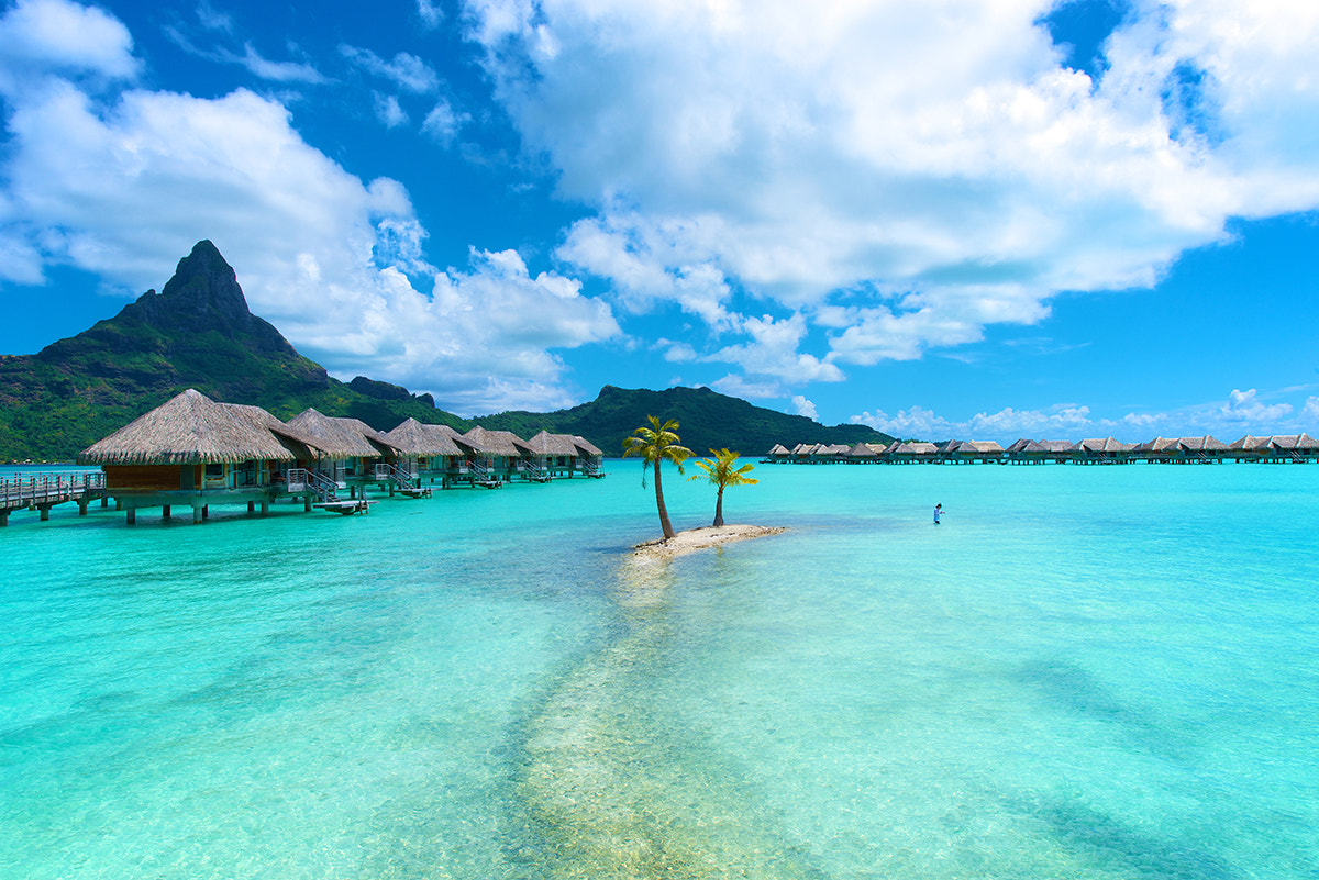 Photograph InterContinental Bora Bora by David Kosmos Smith on 500px