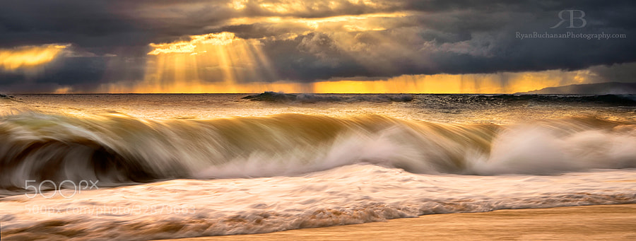 Photograph Wave by Ryan Buchanan on 500px