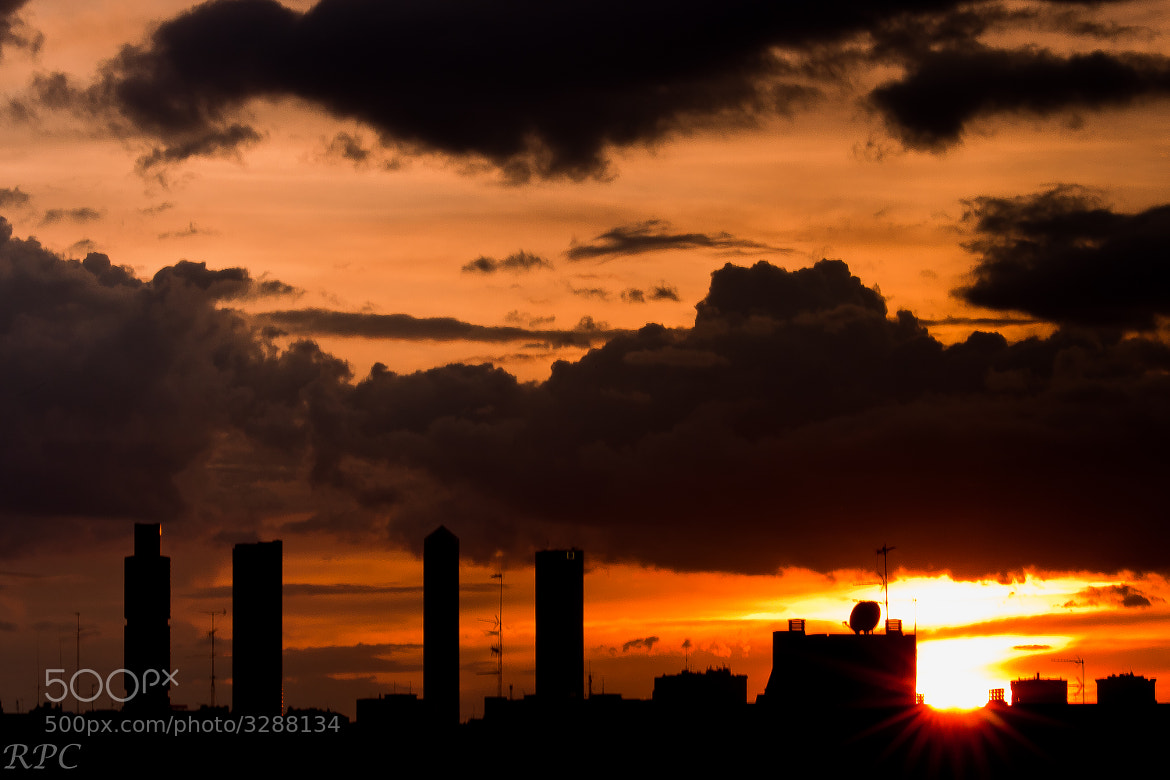 Photograph towers by Roberto Perez on 500px