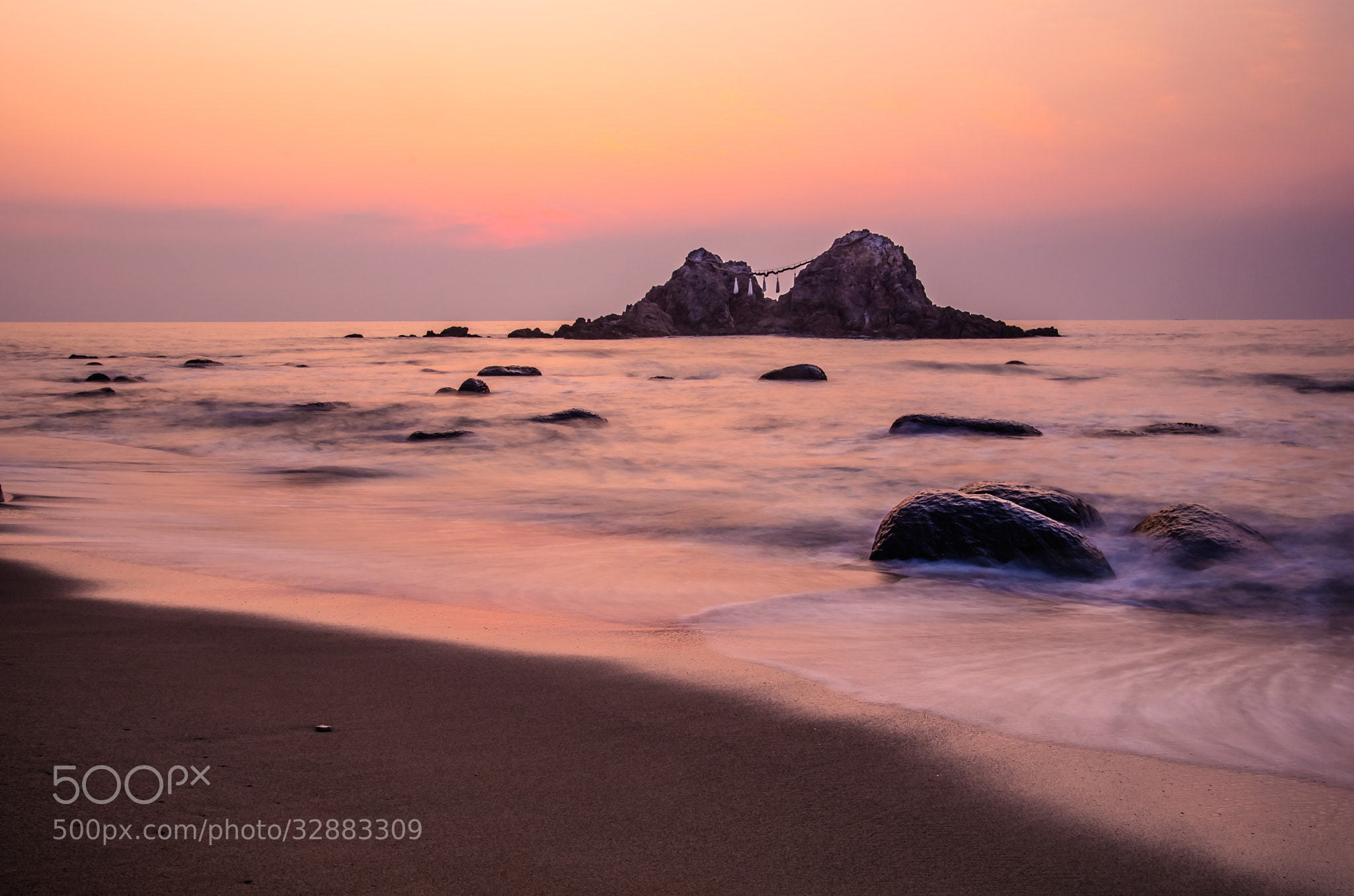 Photograph The sun went down by Sachiko Kawakami on 500px