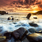 Valencia Island Sunset, Co Kerry, Ireland