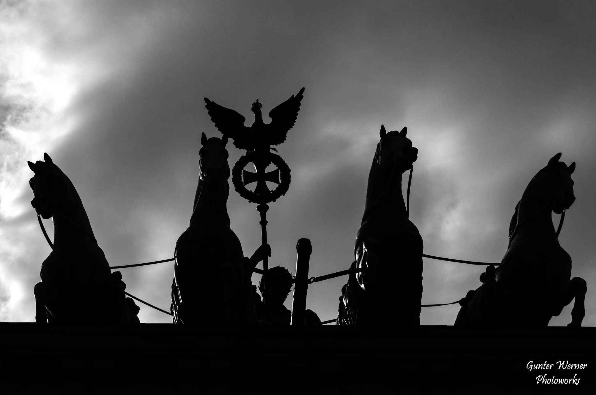 Photograph Quadriga in Berlin by Gunter Werner on 500px