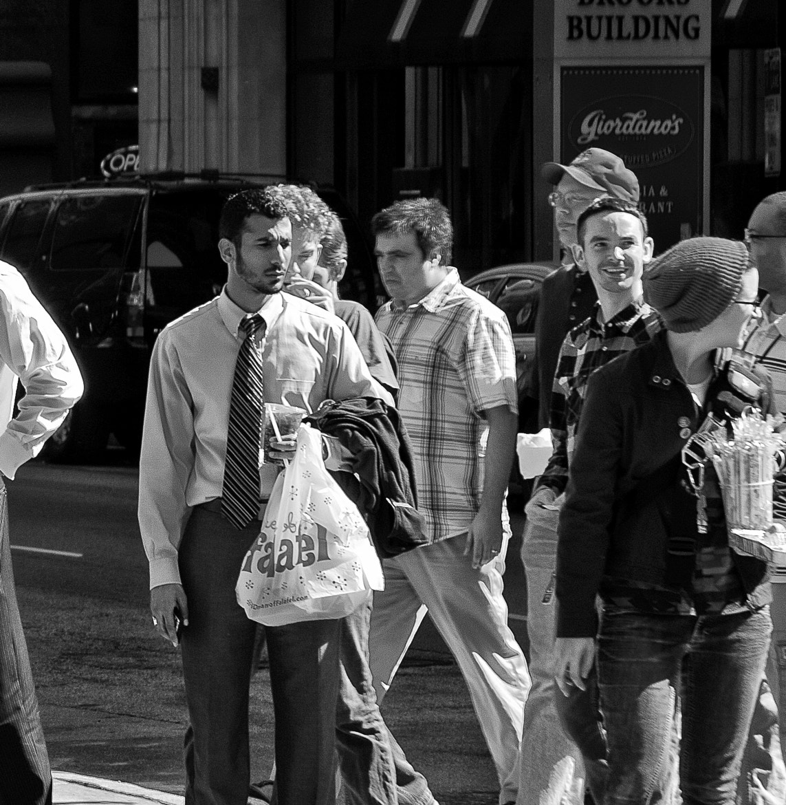 Photograph Left Holding the Bag by Kurt Anno on 500px