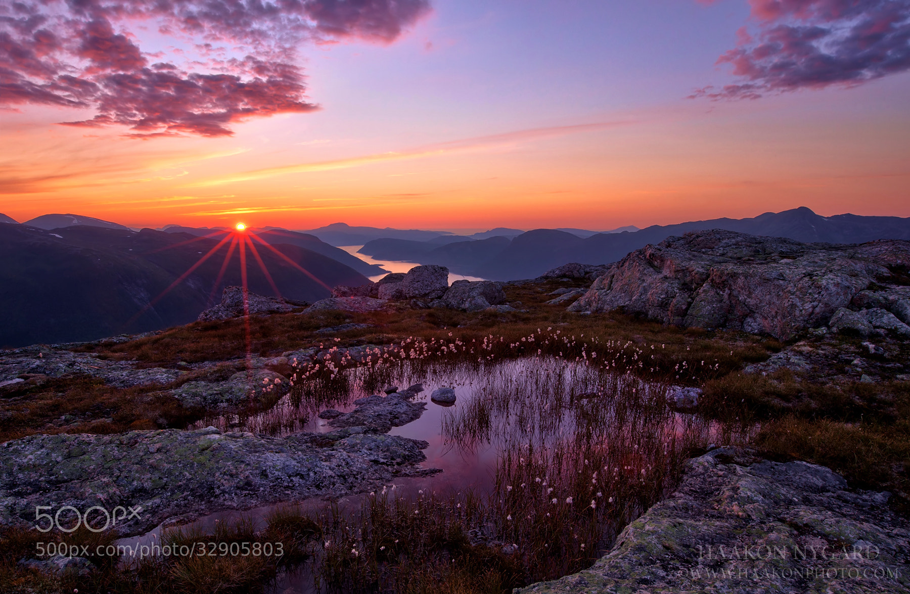 Photograph Fading Rays by Haakon Nygaard on 500px