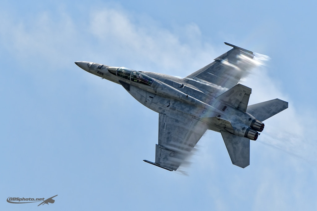 Photograph F-18 high speed pass by Darek Siusta on 500px