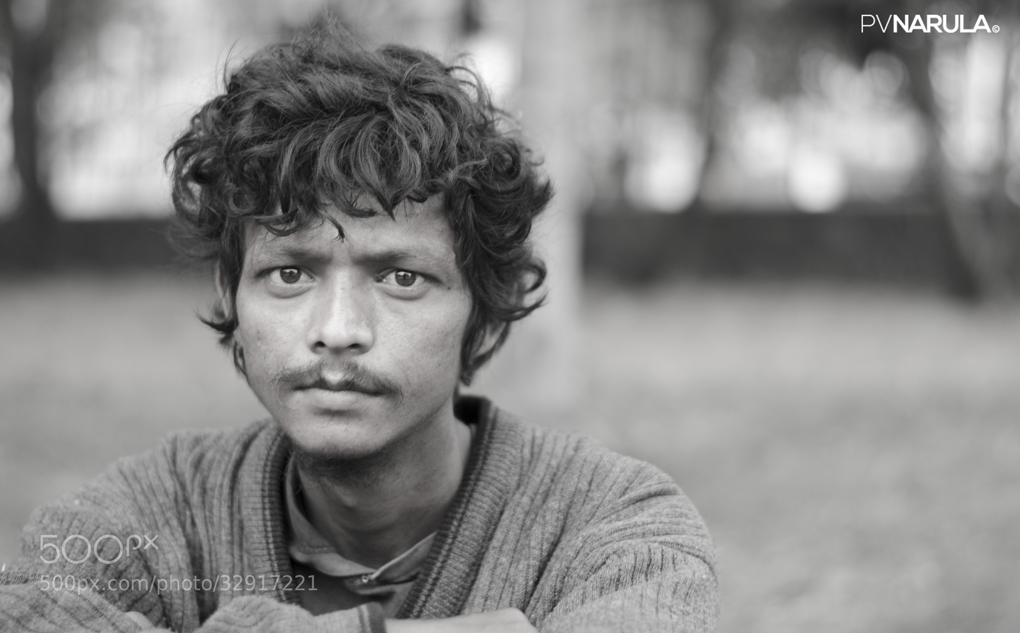 Photograph Poor guy or a strong fellow by priyavrat narula on 500px