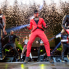 Постер, плакат: Ne Yo in Concert at the O2 Arena in London