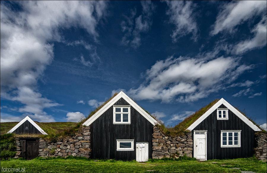 Skaftafell Houses