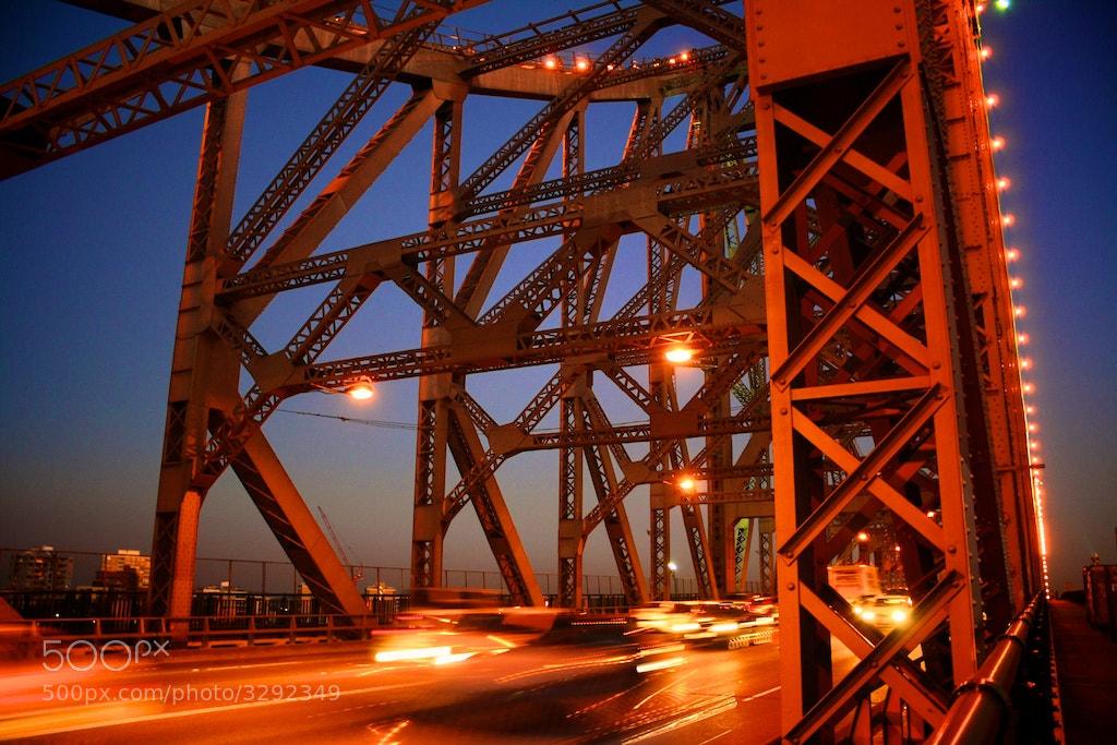 Photograph Brisbane Bridge by Thomas Michalczyk on 500px